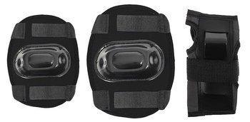 H108 Size L Black Set of Protectors